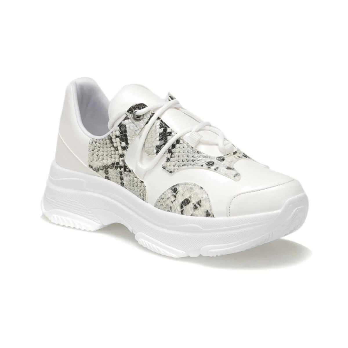 FLO TECNA01Z SKIN White Women 'S Sneaker Shoes BUTIGO