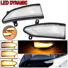 Luz LED intermitente para Nissan Sylphy Teana Sentra Altima 2013 2018, luz lateral para señal de giro de espejo retrovisor