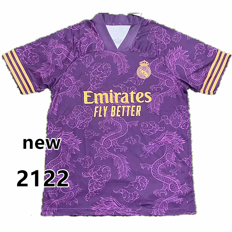 new adults kit Real MadridES 2020-21 JOVIC BENZEMA MODRIC HAZARD VALVERDE ASENSIO RODRYGO SERGIO RAMOS JAMES Top Quality