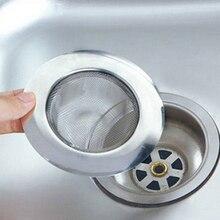 Sink FILTER Hair-Catcher Strainer Basin Hole-Plug Floor-Drain Kitchen-Accessories Stainless-Steel