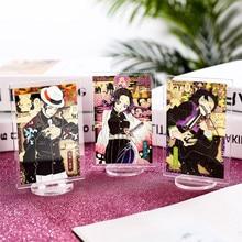 1pcs Anime Demon Slayer Acrylic Stand Photo Kamado Tanjirou Nezuko Agatsuma Zenitsu Standing Picture
