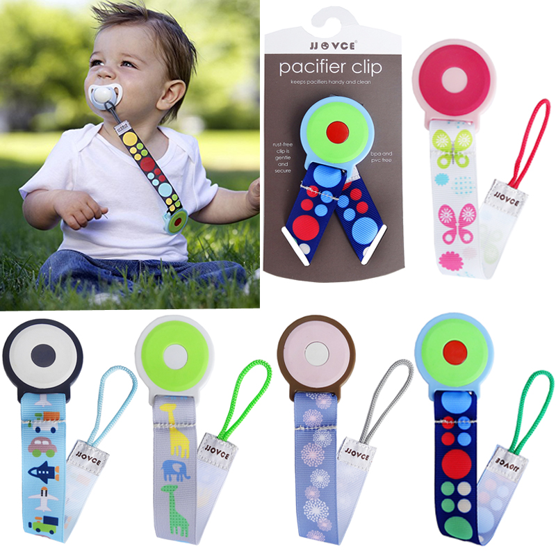 New Nipple Holder For Nipples Pacifier Clips Teether Children Baby Anti-drop Rope Pacifier Clip Pacifier Chain Dummy Clip Chain