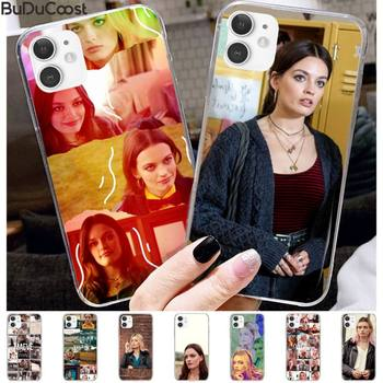 Emma Mackey Maeve Wiley DIY phone Case cover Shell For iphone 11 Pro11 Pro Max X 8 7 6 6S Plus 5 5S SE cass image