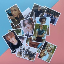 Ateez Photocard Album for Fans Gifts Self-Made 16pcs/Set Hd Kpop