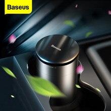 Baseus-diffuseur d'arôme, parfum puissant, désodorisant pour voiture, aromathérapie, Purification automatique support de verre, Purification du formaldéhyde