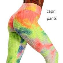 Black Leggings Anti-Cellulite Female Pants Fitness Push-Up Women Cropped Sexy Sports