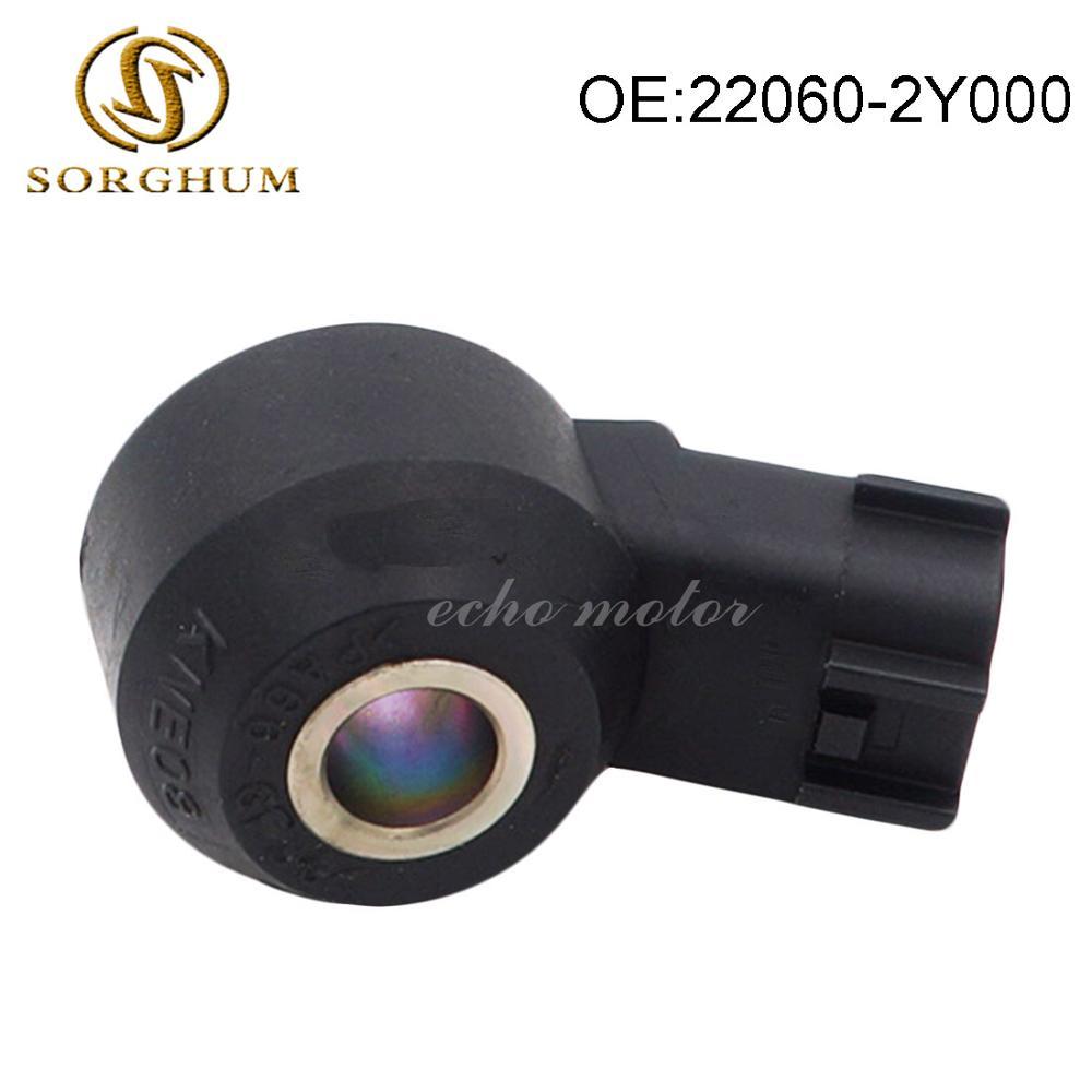 Knock Sensor 22060-2Y000 For Nissan Infiniti G35 I35 M45 Q45 QX4