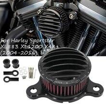 Фильтр воздухозаборника для Мотоциклов Harley Sportster XL 883 1200 2004-2014