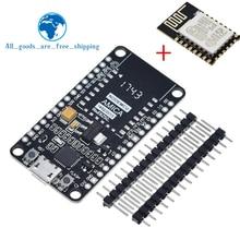 ESP8266 ESP-12F ESP-12 WI-FI CP2102 NodeMCU Совместимость макетная плата для Arduino Интернет вещей адаптер плита основание