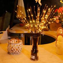Рождественские украшения 20 лампочек светодиодный светильник