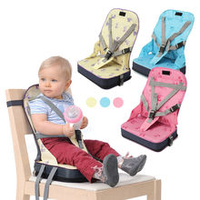 Chair-Bag Baby Belt-Harness Portable-Seat Travel-Feeding Foldable Dining Safety Infant
