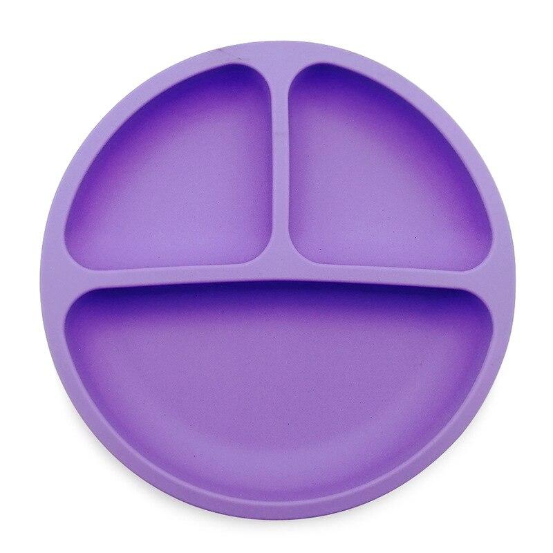 Plate Purple