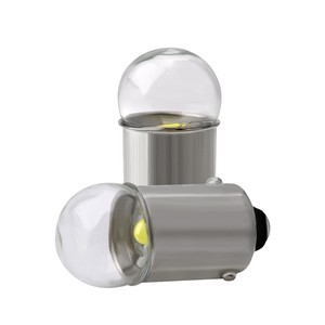 Image 3 - 10pcs BA9S LED Bulb 3030 Glass T4W High Bright White 12V Reading Dome Door Instrument Light License Plate Lights Lamp Bulb