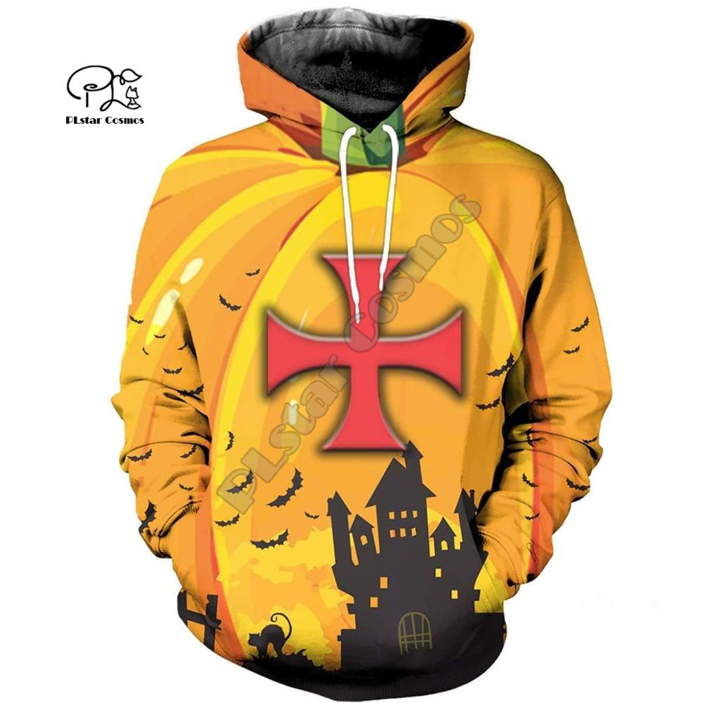 PLstar Cosmos Halloween terror horror awesome charming 3D Printed Hoodie Sweatshirt shirts Mens Womens handsome awesome style 17 in Hoodies amp Sweatshirts from Men 39 s Clothing
