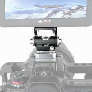 Image 5 - Niceyrig حامل شاشة دوار للكاميرا ، دوران 360 درجة وإمالة ، قابل للتعديل بزاوية 170 درجة