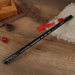 2020 Professional Woodwind Flutes Chinese Traditional Classical style dizi Bamboo Flute Cosplay Mo Dao Zu Shi Prop Flute