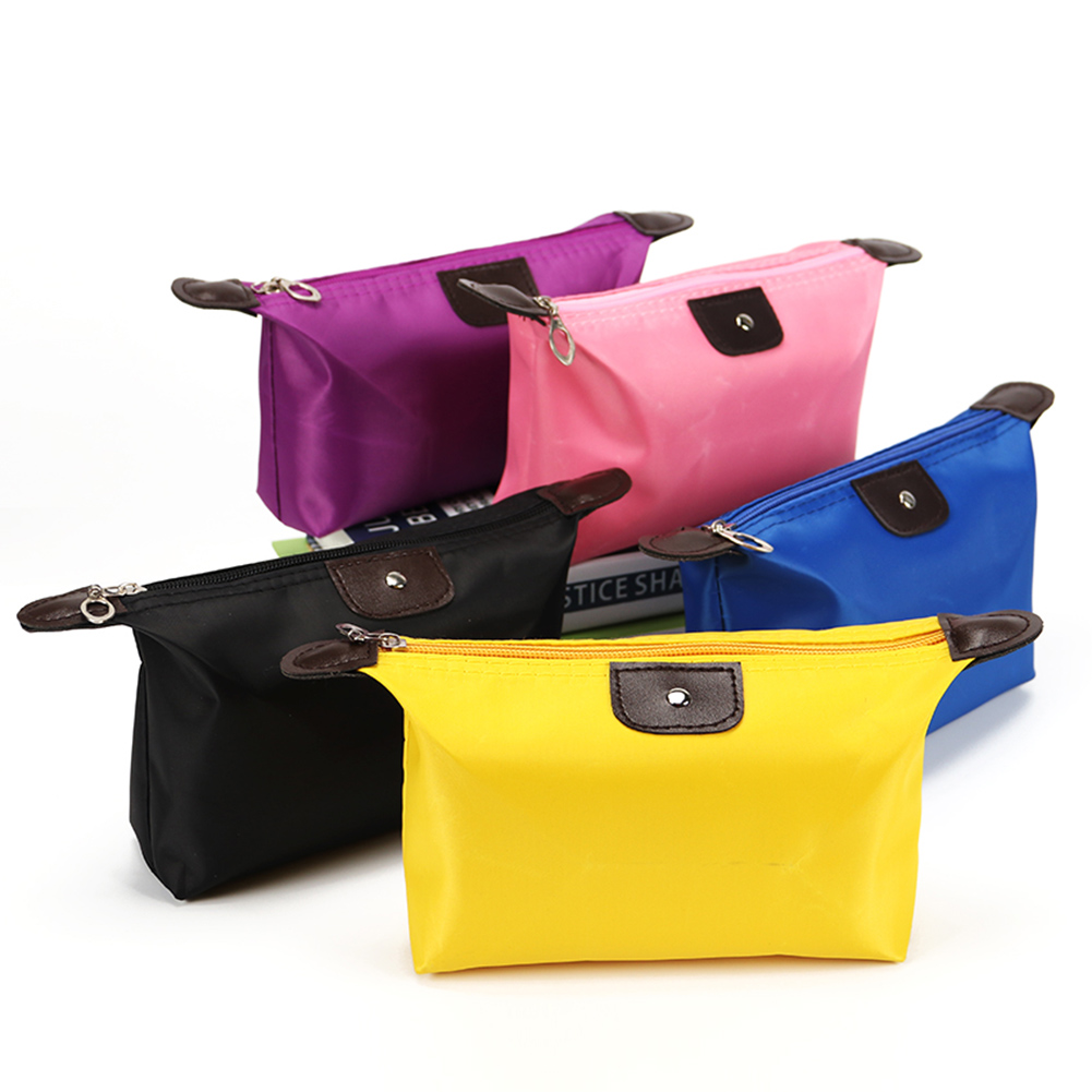 Multifunction Portable BagMakeup Cosmetic Bag Purse Travel Oiletry Case Pouch