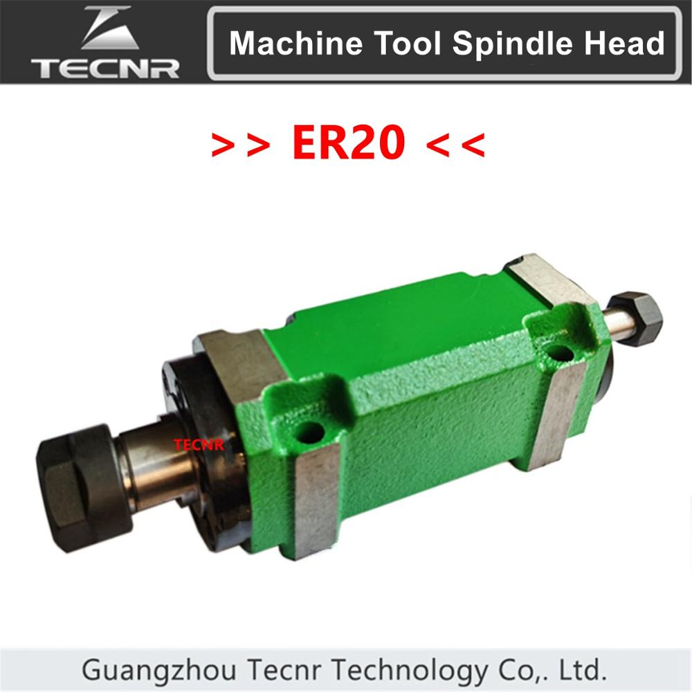 750W 1HP Taper12 Spindle Unitp Power Head Max. 3000rpm 5