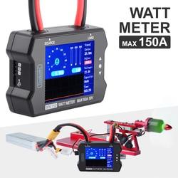 ToolKitRC WM150 Advanced Watt Meter 1-50v 150A 2.4
