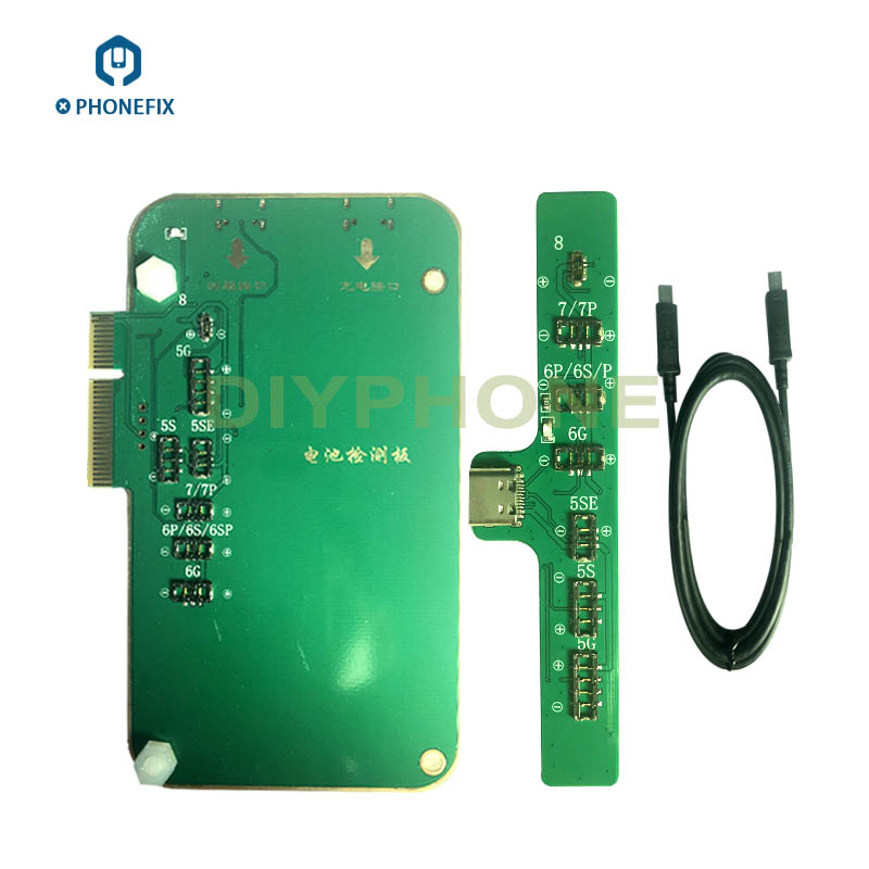 Original JC PRO1000S Battery Test Module Battery Healthy Tester  For IPhone 5 5S SE 6 6P 6S 6SP 7 7P 8 8P X