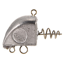 Spinpoler Weights 30g /40g  Fishing Lead Sinkers Jig Head Sinker Casting Tools New
