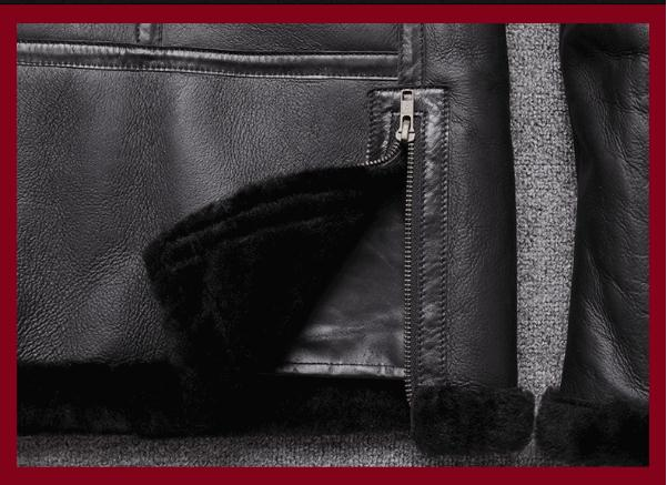 H7313e657dd3c4a4e83135fe905b4d646K Free shipping,Sales Winter Sheep fur coat,100% wool Shearling jacket,warm leather sheepskin coat.plus size classic motor style