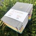 Блокнот BUKE для ежедневника, 160 страниц, размер X дюйма, 160 г/м2
