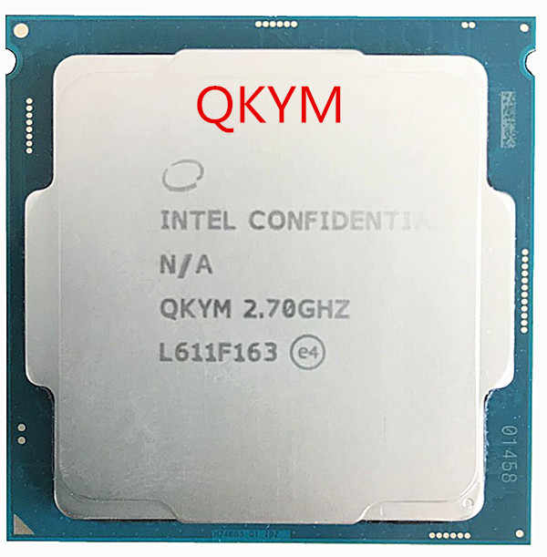 Intel I5 7400 ES I5-7400 2.7G QKYM LGA1151 Integrated HD630 graphics card es edition have not show model the same link pricture