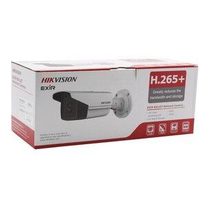 Image 5 - Hikvision جديد كاميرا مراقبة فيديو في الهواء الطلق DS 2CD2T43G0 I5 4MP الأشعة تحت الحمراء 50M رصاصة POE كاميرا IP H.265 + استبدال DS 2CD2T42WD I5