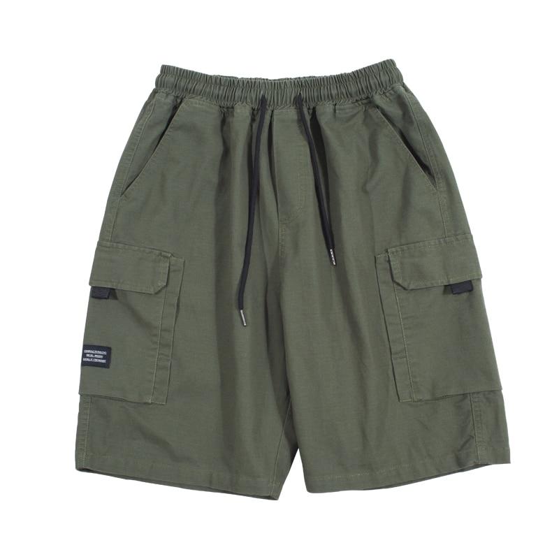 Summer Variety Men Sports Shorts Loose Casual Streetwear Jeans Bermuda Masculina Male Sweatpants Hiphop Shorts Clothing EE6DK