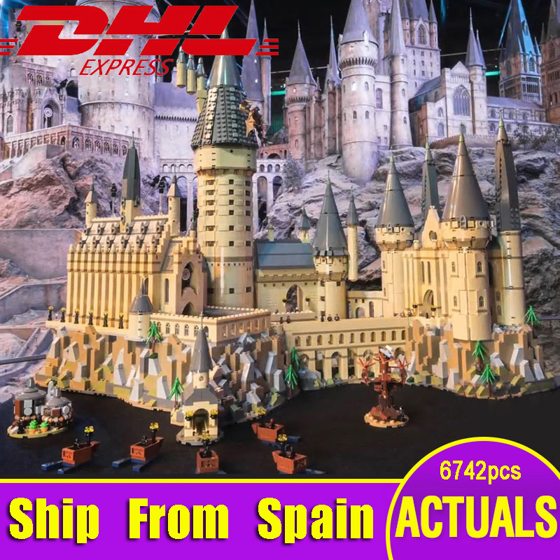 16060 16007 Moive Toys The Legoing 71043 Magic Castle And 10228 Haunted House Building Blocks Bricks Model Toys Christmas Toys