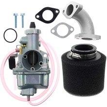 Carburador VM22 de 26M con filtro de aire para bicicleta, pieza de motor para motocross de 110Cc, 125Cc, 140Cc, Lifan YX, Zongshen, CRF70, XR50, KLX, BBR, Apollo, Thumpstar, Br