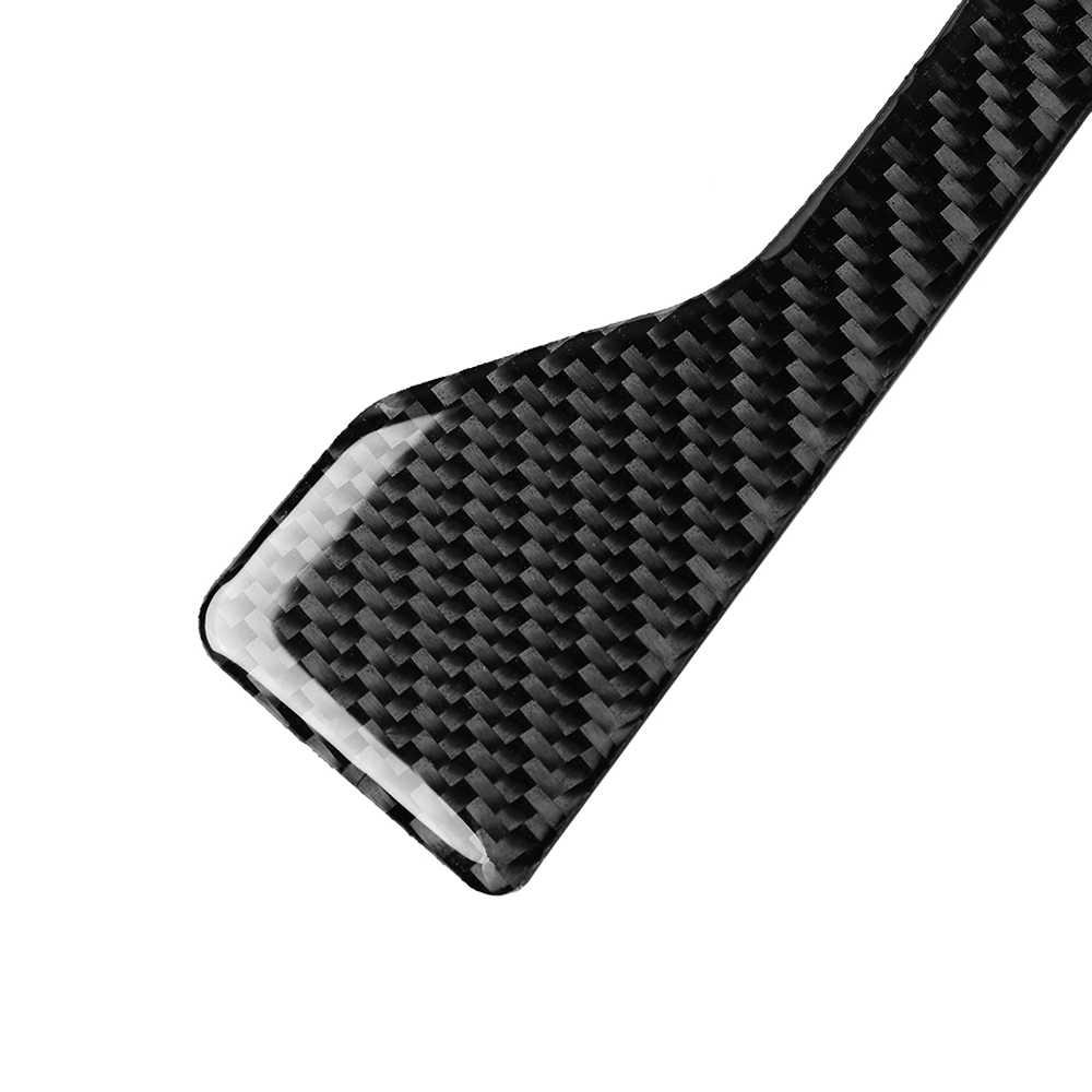 Panneau d'engrenage de voiture extérieur-cadre autocollants garniture de pommeau de levier de vitesse ajustement pour Honda Fit/Jazz 2014-2018 accessoires de protection de véhicule