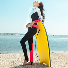 Vogue XS Baju Renang Wanita Plus Ukuran 0.5 Mm Neoprene Lengan Panjang Baju Renang Diving Suit Surfing Surfing Wetsuit Spearfishing Suit New # F(China)