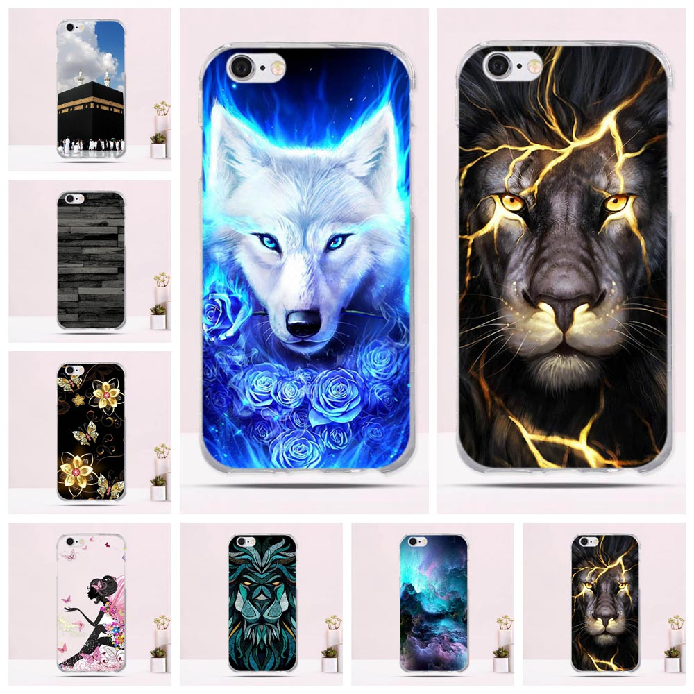 <font><b>Case</b></font> For Apple iPhone 6 6s <font><b>Case</b></font> Back Phone <font><b>bumper</b></font> For iPhone 6s Cover Shells Fundas for <font><b>iPhone6</b></font> <font><b>Case</b></font> Silicone for iPhone6s Cover image