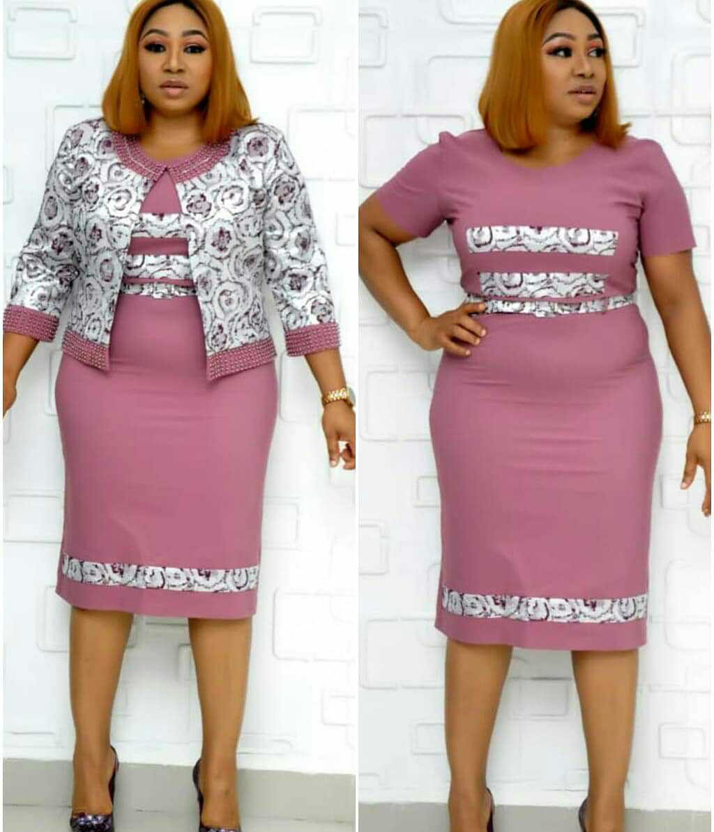 2019 New Arrival Autumn Sexy Fashion African Women Printing Plus Size Two Pieces Sets Top And Dress XL-4XL