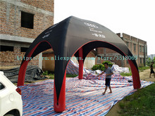 все цены на Outdoor inflatable tent inflatable advertising tent PVC airtight tent онлайн