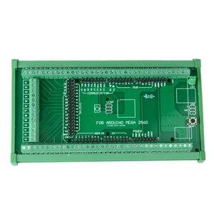 Din-рейку винт клеммный блок адаптер модуль, для MEGA-2560 R3.