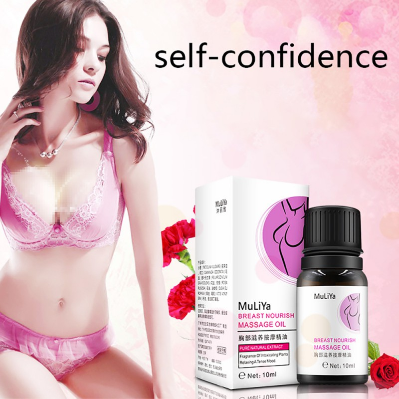 Body Care Oil Breast Enlargement Massage Essential Oil Chest Lift Up Chest Firm Enlargement 10ML