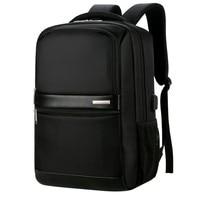 Business travel multifunctional computer bag USB charging headset jack leisure backpack