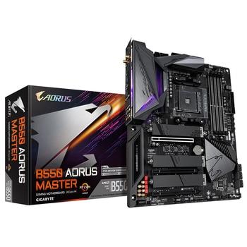 B550 AORUS MASTER motherboard + R5 3500X/R5 3600X/R5 5600X CPU motherboard + CPU set
