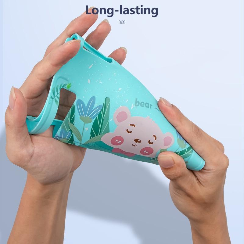 Защитный чехол для Nintendo Switch Game Console красочный мягкий TPU водонепроницаемый корпус чехол для Nintendo Switch