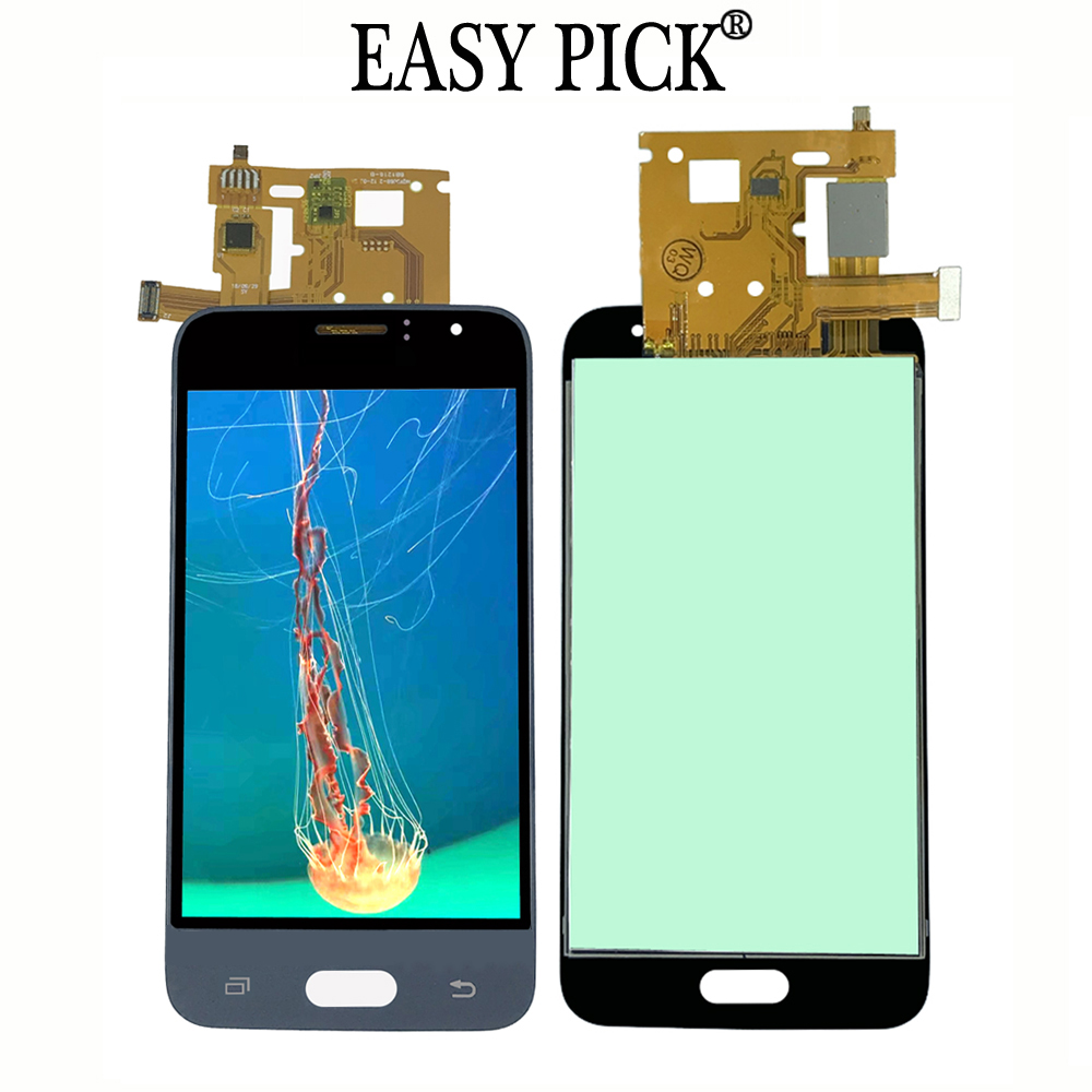 For Samsung Galaxy J1 2016 J120F/DS J120F J120M J120H/DS J120G LCD Display Touch Screen Digitizer Assembly