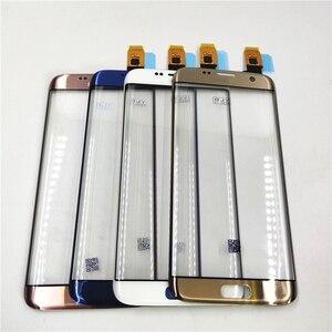 Image 5 - Ban đầu Các Bộ Phận Thay Thế Dành Cho Samsung Galaxy Samsung Galaxy S7 Edge G9350 G935 G935F Bộ Số Hóa Màn Hình Cảm Ứng Cảm Biến Kính Cường Lực