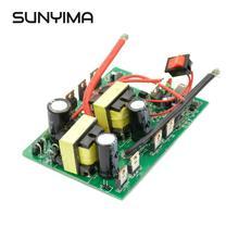 SUNYIMA 1 adet invertör 12v 220v 600W  1200W DC AC dönüştürücü kurulu Boost trafo güç