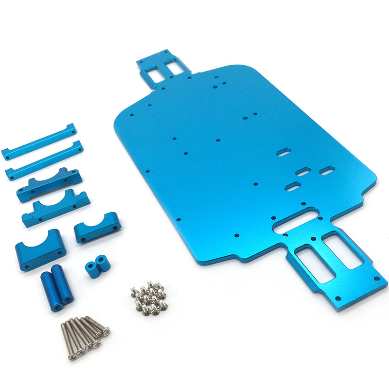 Suv High Speed Car Metal Chassis For Wltoys A949 A959 A969 A979 K929 A959-B A969-B A979-B K929-B Rc Car Spare Accessories
