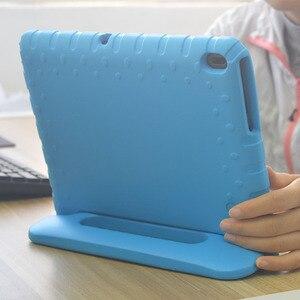Image 2 - のための lenovo tab E10 カバー 10.1 インチ非毒性の eva 材料タブレットカバーハンドヘルドショックケースのための lenovo tab e10 ケース