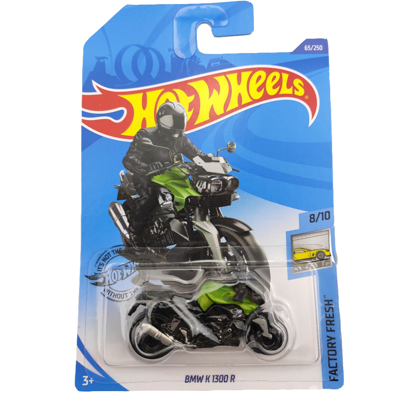 2020-65  Hot Wheels 1:64 Car BMW K 1300 R  Metal Diecast Model Car Kids Toys Gift