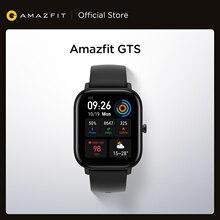 Reloj inteligente Xiaomi Amazfit GTS para iOS, reloj inteligente con control de música, resistente al agua hasta 5atm y 14 días de batería, reloj inteligente para nadar para móvil iOS