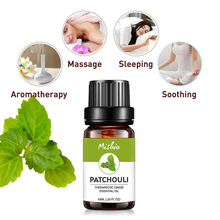 Mishiu 10ML Patchouli Essential Oil Relieve the Itching of M